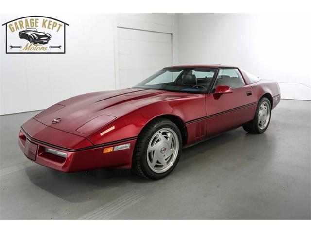 1989 Chevrolet Corvette | 944888