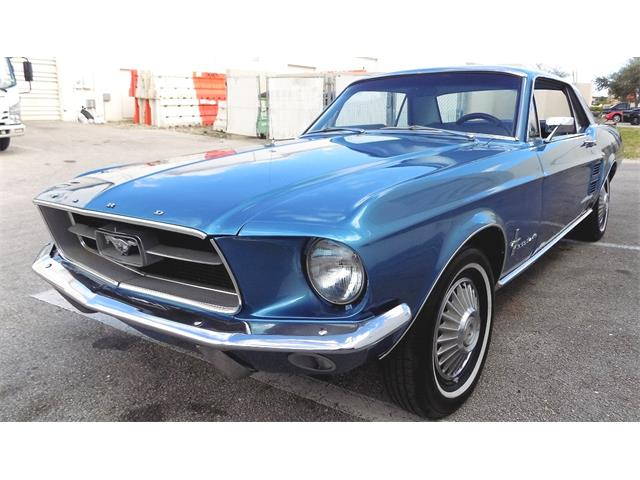 1967 Ford Mustang | 940489