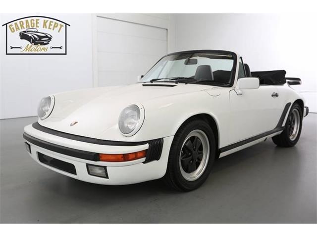1988 Porsche 911 | 944893