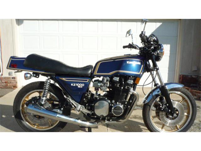 1980 Kawasaki KZ1000MK2 | 940490