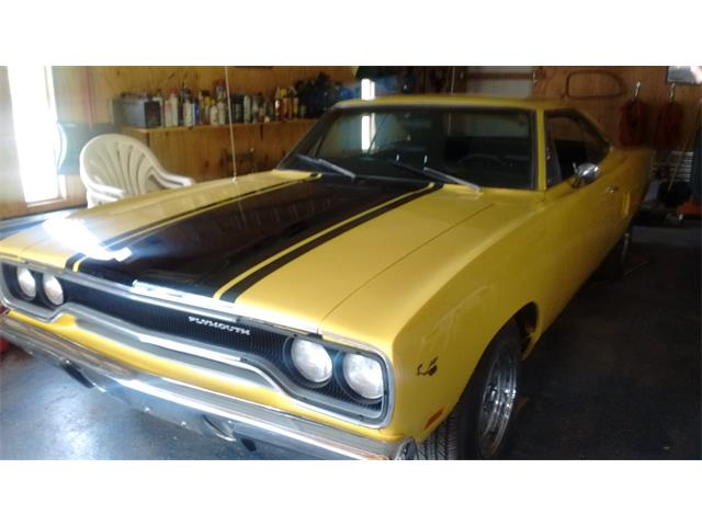 1970 Plymouth Roadrunner | 940491