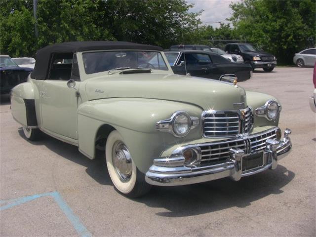 1946 Lincoln Continental   944915
