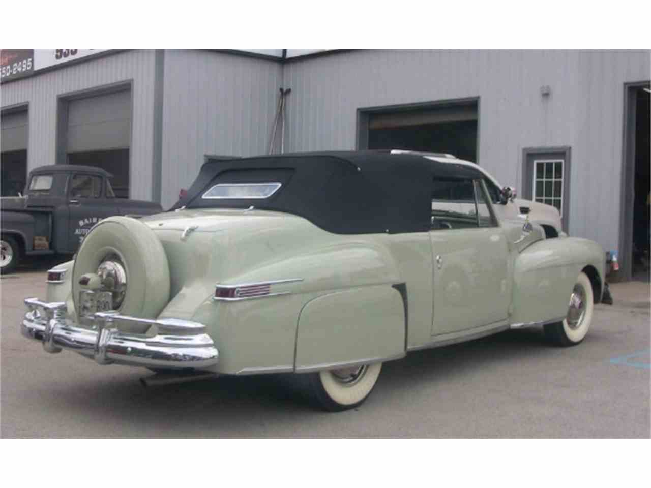 Large Picture of '46 Continental - K93N