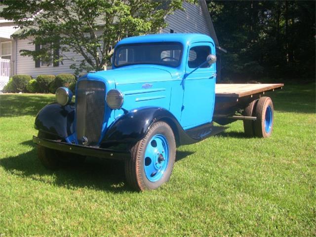 1936 Chevrolet Half Ton Truck | 944919