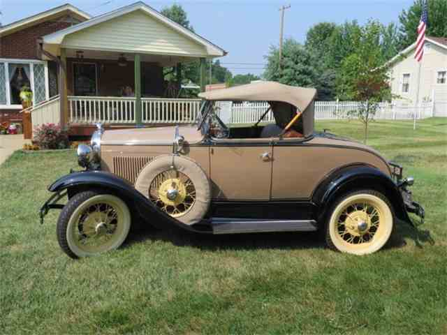 1930 Ford Model A | 944921
