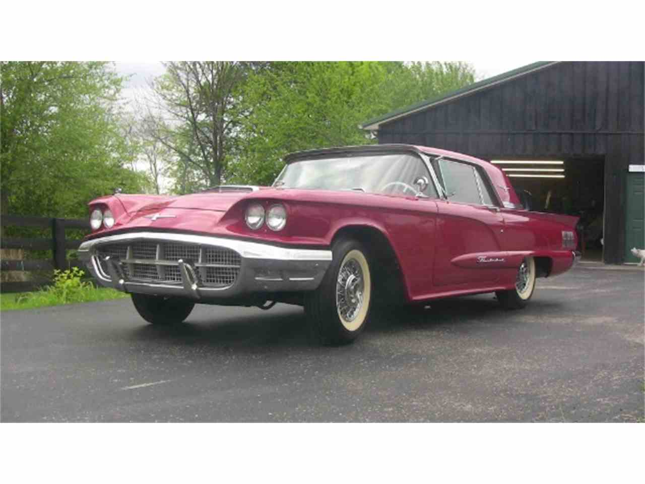 Large Picture of Classic 1960 Ford Thunderbird - $29,750.00 - K940
