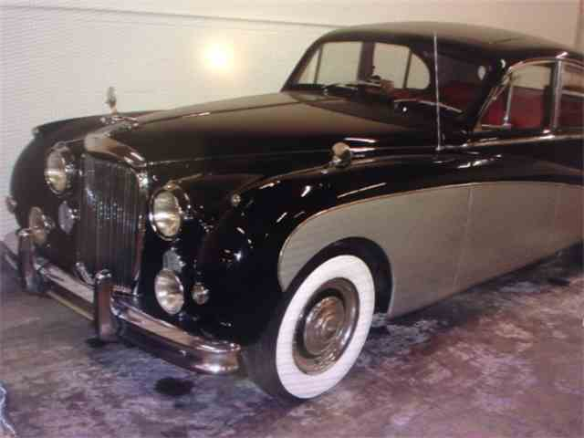 1959 Jaguar Mark IX | 944929