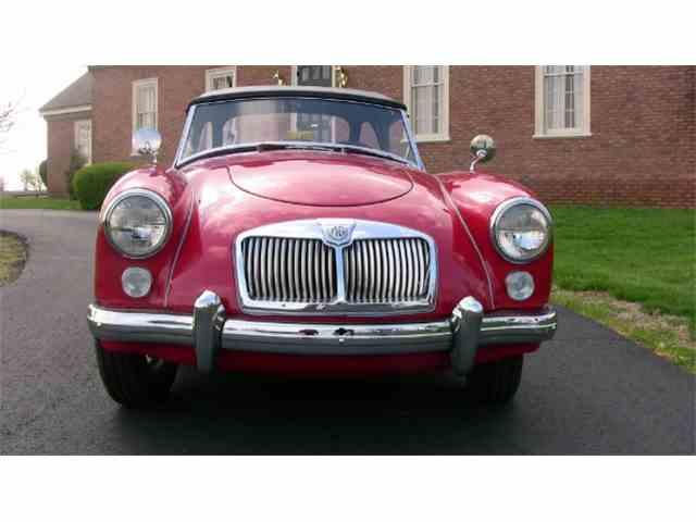 1959 MG MGA | 944933