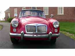 Picture of '59 MGA - K945
