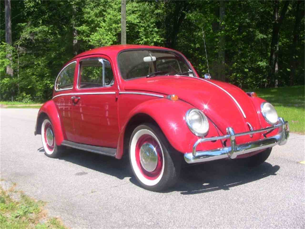 Large Picture of Classic '66 Volkswagen Beetle Offered by Classic Lady Motors - K949