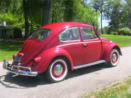 Picture of '66 Volkswagen Beetle located in Cornelius North Carolina Offered by Classic Lady Motors - K949