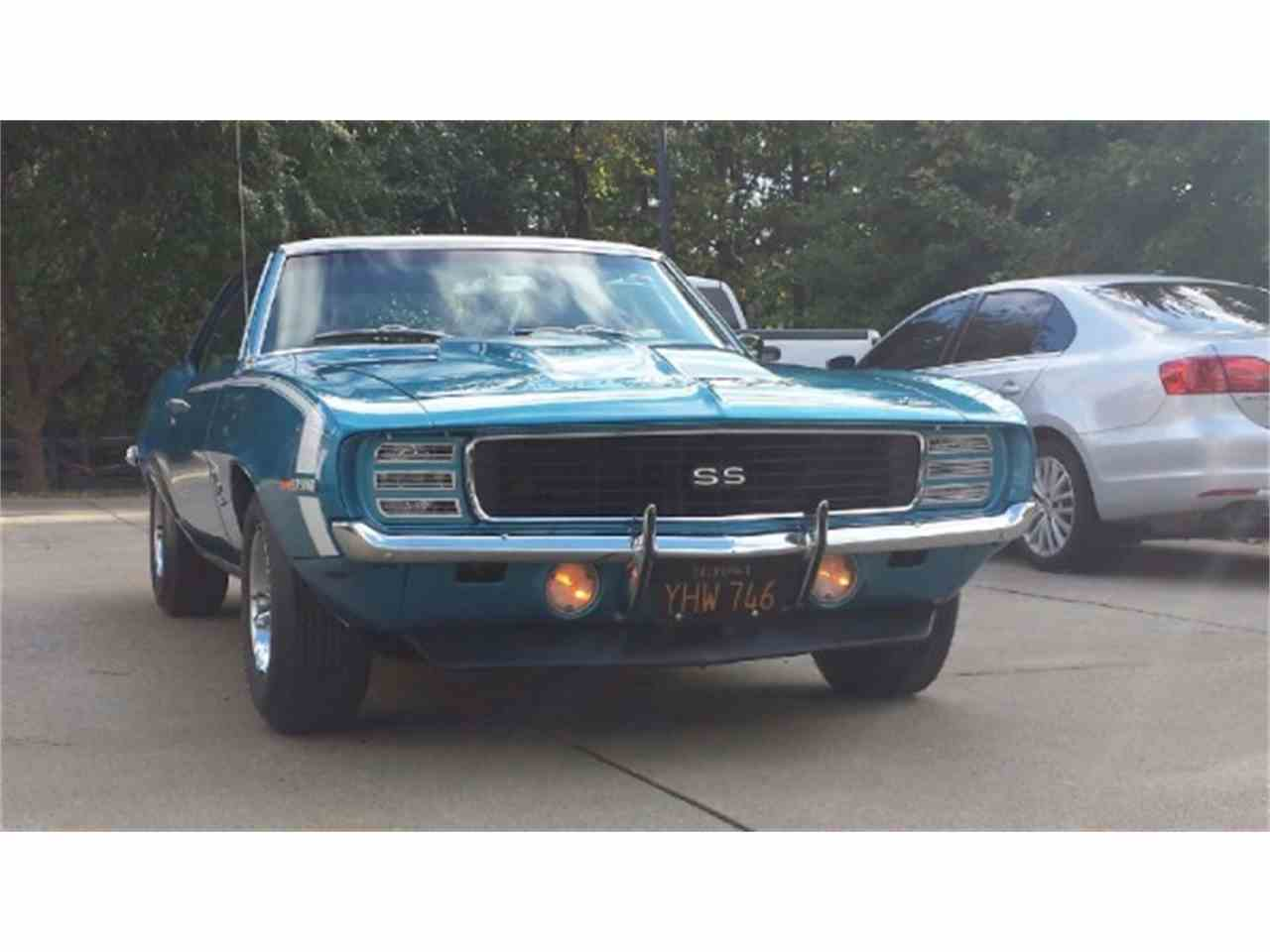 1969 Chevrolet Camaro for Sale - CC-944943