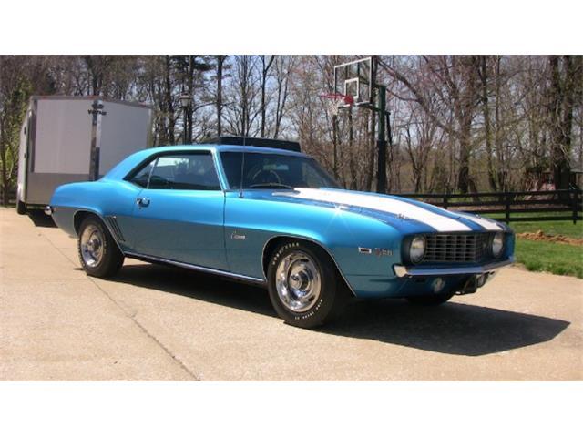 1969 Chevrolet Camaro | 944944