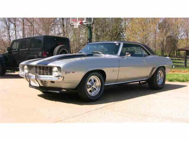 1969 Chevrolet Camaro | 944945