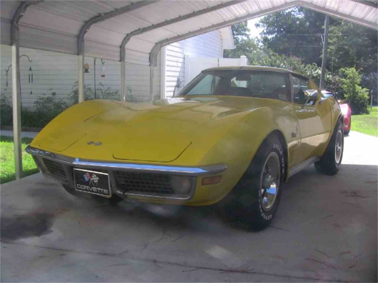 Large Picture of '71 Corvette Offered by Classic Lady Motors - K94I