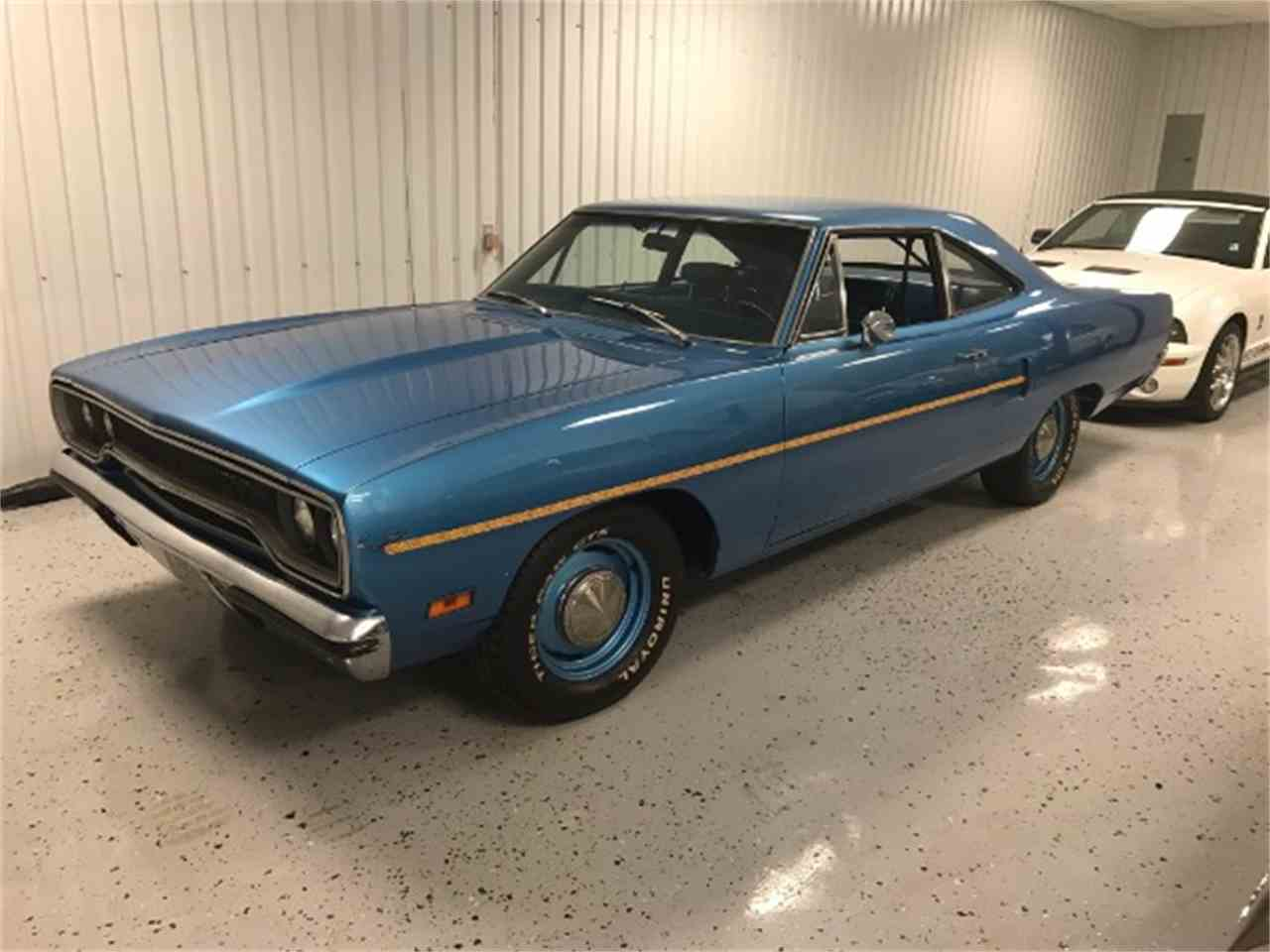 1970 plymouth road runner for sale cc 944947. Black Bedroom Furniture Sets. Home Design Ideas