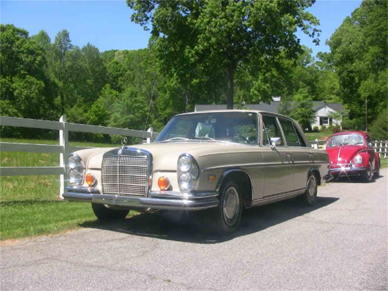 Large Picture of Classic '71 Mercedes-Benz 280SE - K94M