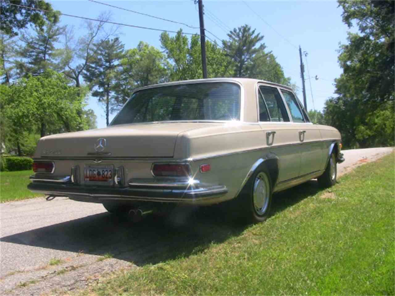 Large Picture of '71 280SE located in North Carolina - $11,900.00 Offered by Classic Lady Motors - K94M
