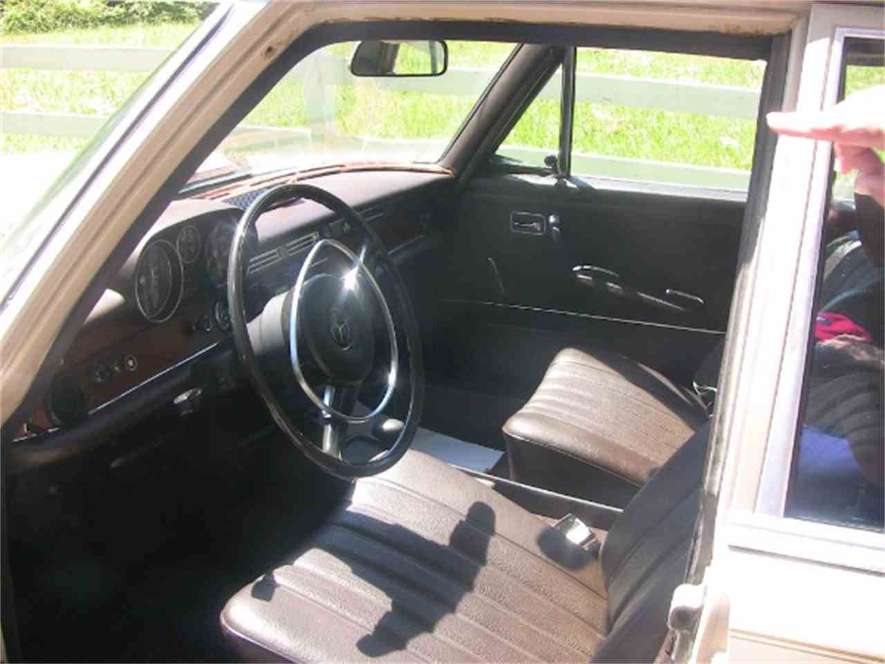 Large Picture of Classic 1971 Mercedes-Benz 280SE - K94M