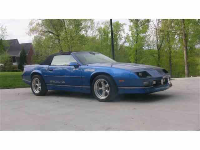 1989 Chevrolet Camaro | 944956