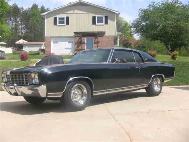 1972 Chevrolet Monte Carlo | 944957