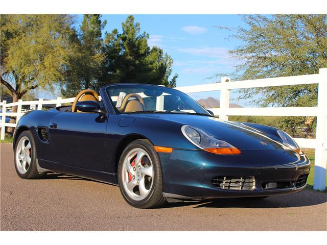 2000 Porsche Boxster | 944959
