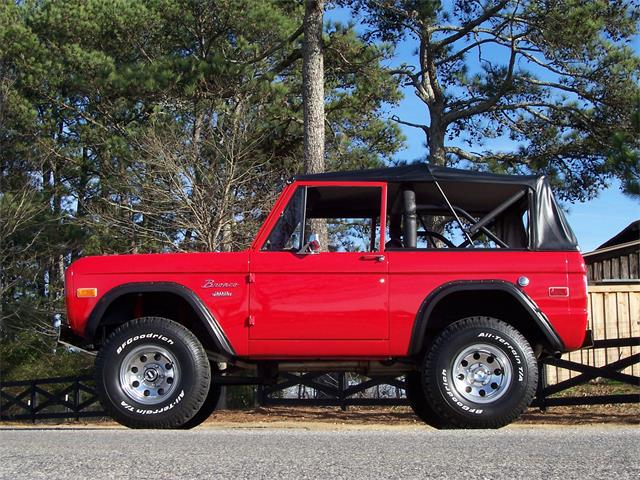 1972 Ford Bronco | 944966