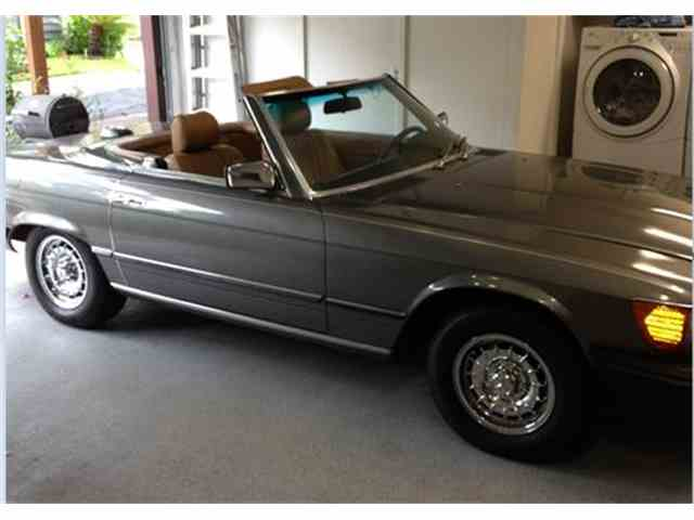 1983 Mercedes-Benz 380SL | 944968