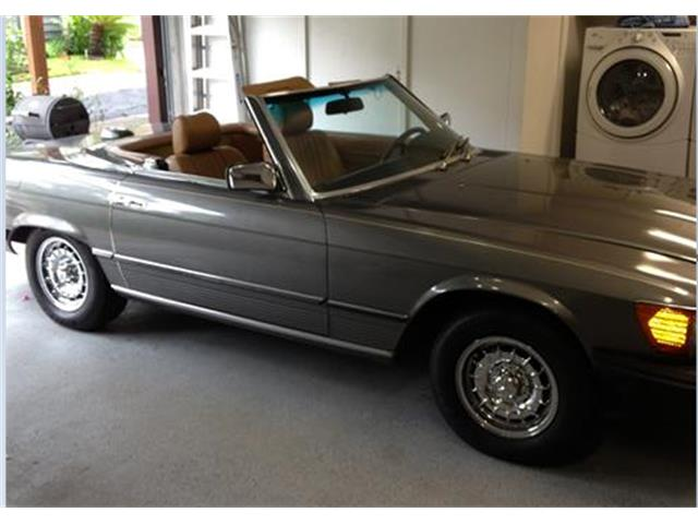 1983 Mercedes-Benz 380SL | 944968