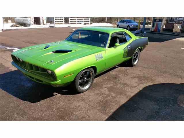 1971 Plymouth Barracuda | 944971