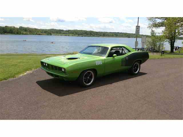 1971 Plymouth Barracuda | 944971