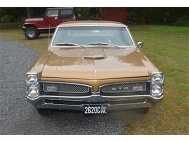 1967 Pontiac GTO | 944978