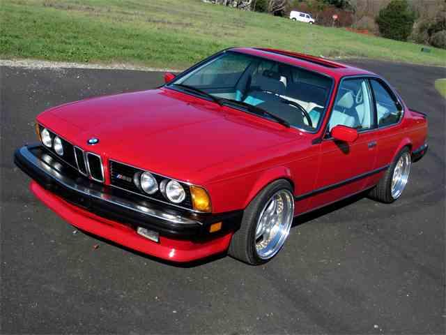 1987 BMW M6 | 944979