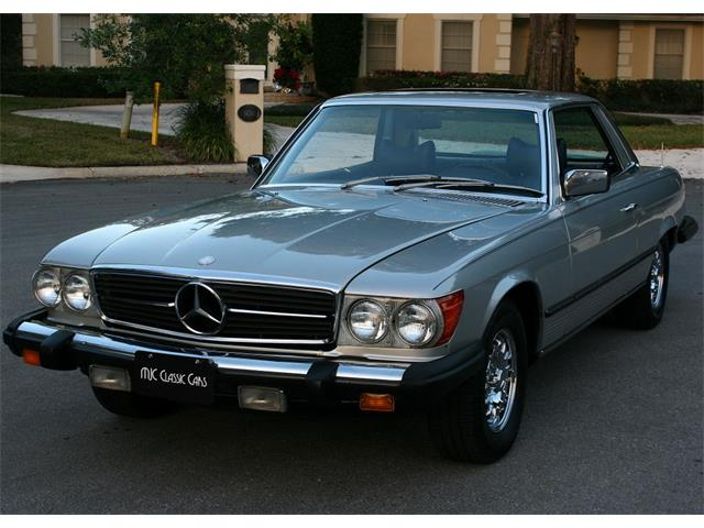1979 Mercedes-Benz 450SL | 944980