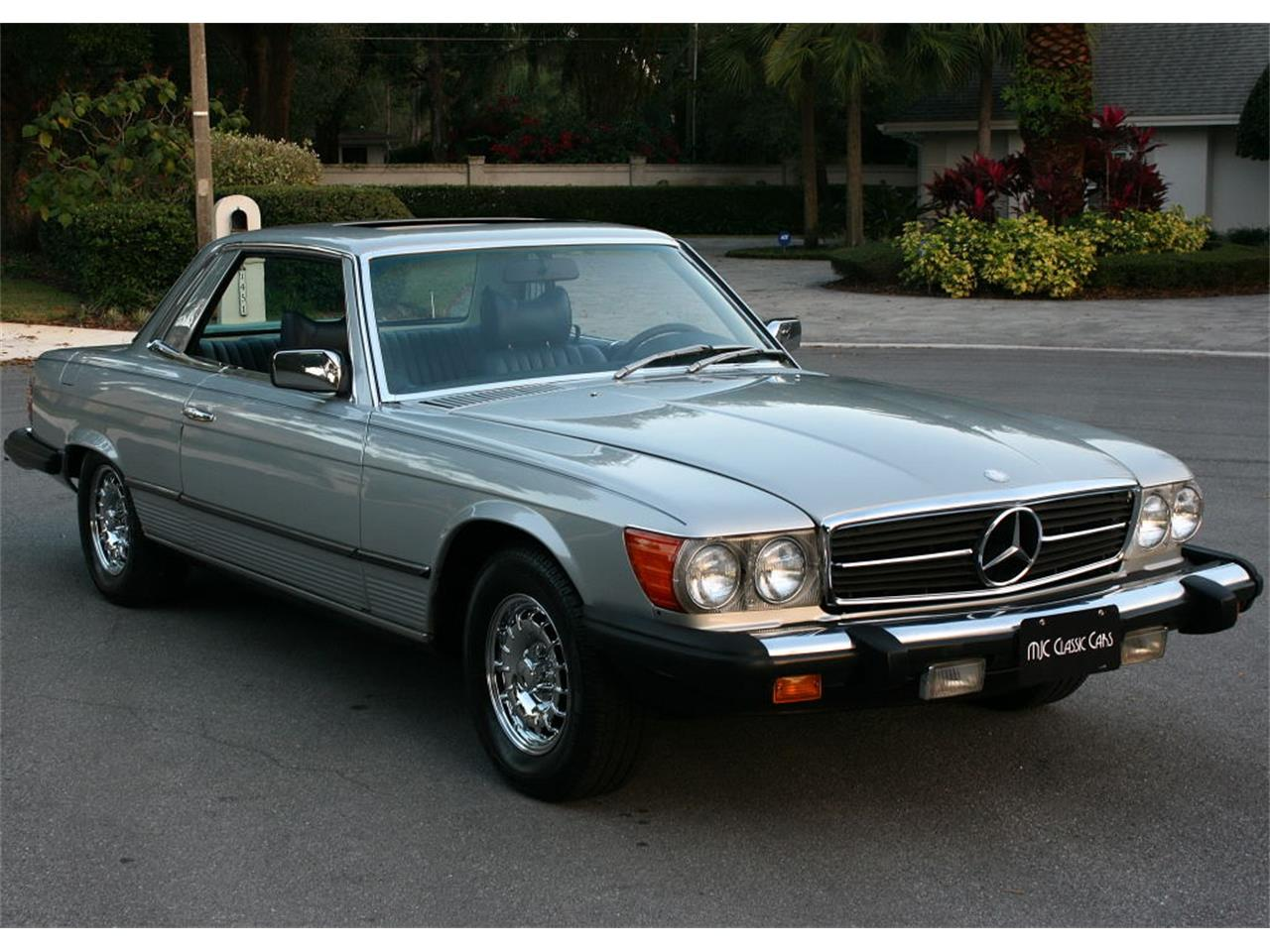 1979 mercedes benz 450sl for sale cc for Mercedes benz dealer lakeland florida