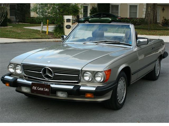 1986 Mercedes-Benz 560SL | 944981