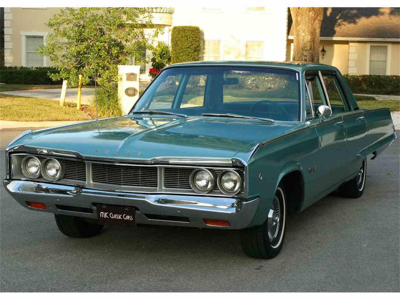 1968 Dodge Polara For Sale