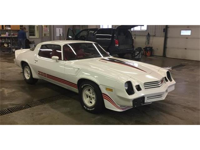 1981 Chevrolet Camaro Z28 | 944988