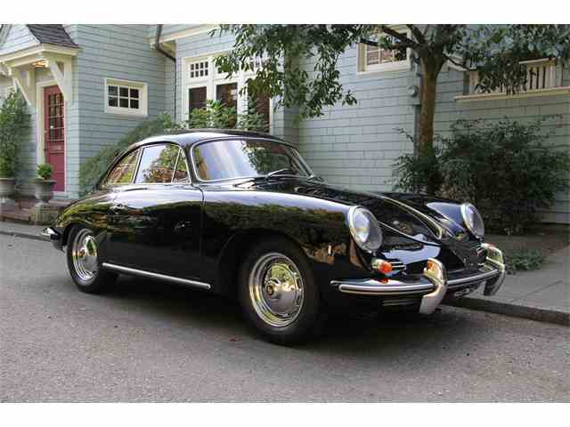 1960 Porsche 356B Coupe. Restored. COA. See VIDEO | 944992