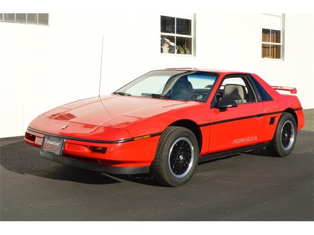 1988 Pontiac Fiero | 944995