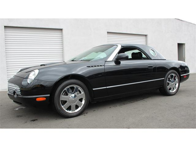 2002 Ford Thunderbird | 945000