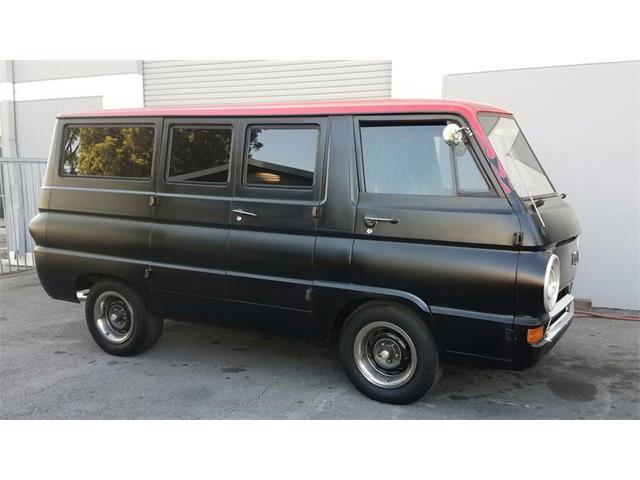1965 Dodge Sport Van   945001