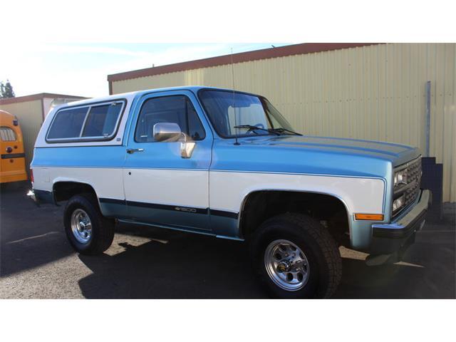 1989 Chevrolet Blazer | 945003