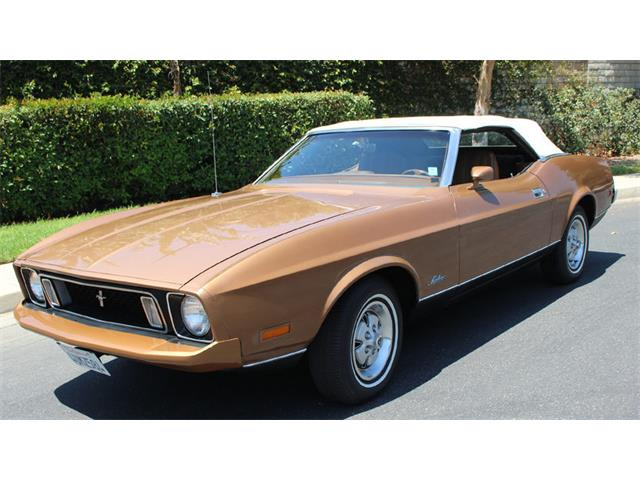 1973 Ford Mustang | 945005