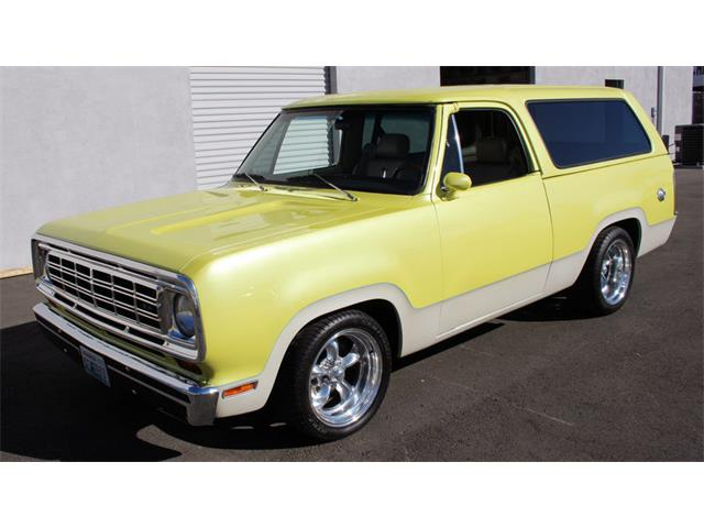 1977 Dodge Ramcharger | 945008