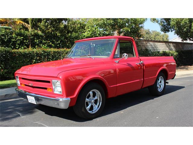 1969 Chevrolet C/K 10 | 945009