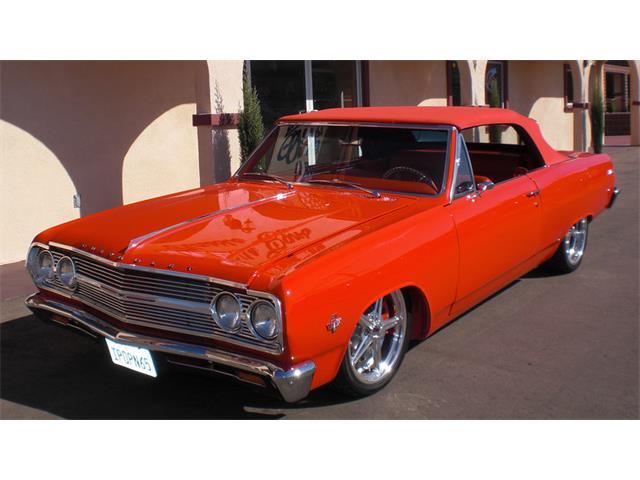 1965 Chevrolet Malibu | 945012