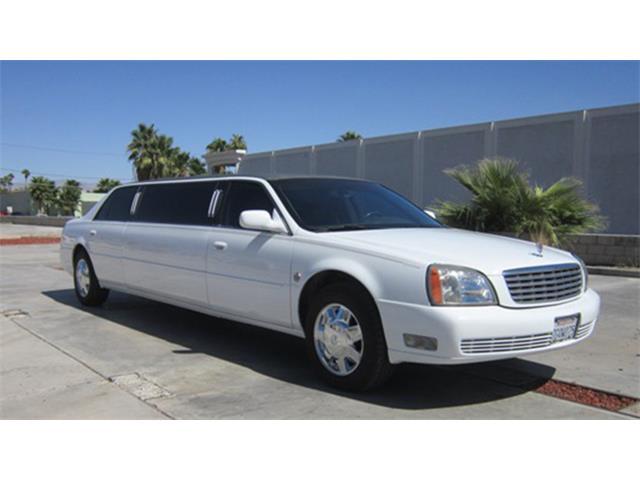 2004 Cadillac DTS | 945018