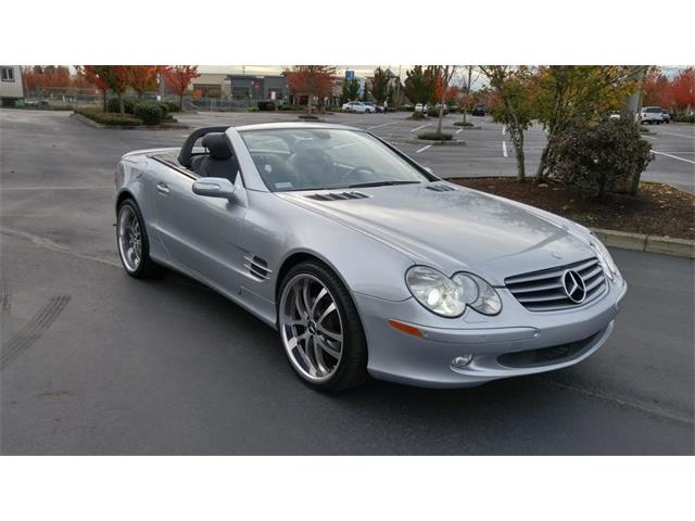 2006 Mercedes-Benz SL500 | 945019