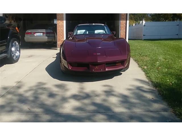 1981 Chevrolet Corvette | 945034